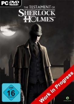 Sherlock Holmes: Die neuen Abenteuer PC