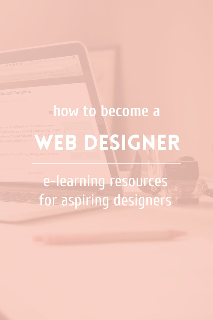 How to become a web designer: a list of sites that help you learn design and…