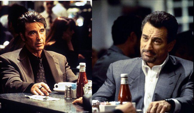 Heat Of The Moment With Images 1995 Movies Heat Al Pacino