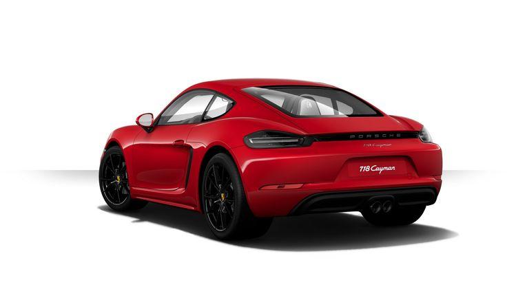 Porsche 718 cayman Car Configurator $84,680 (2 of 4)