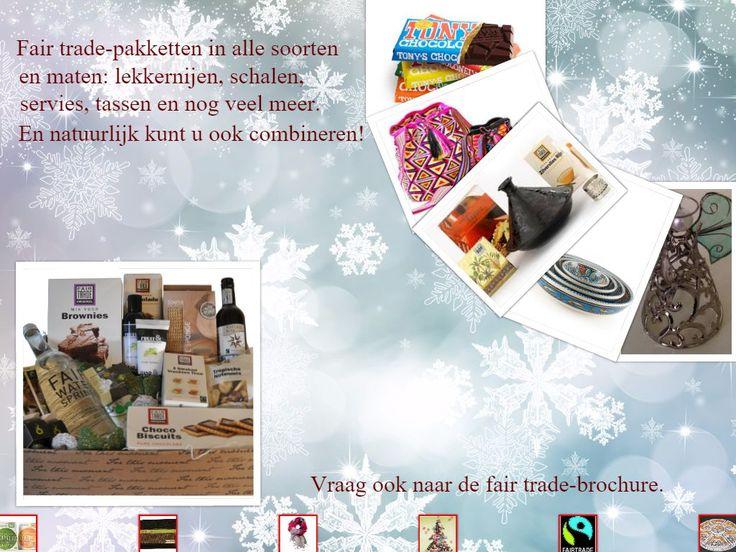 FairTrade-kerstpakket - prijzen vanaf € 19,95