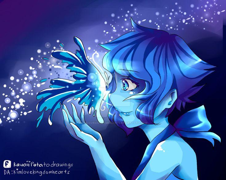 lapis lazuli fanart lapis lazuli steven universe