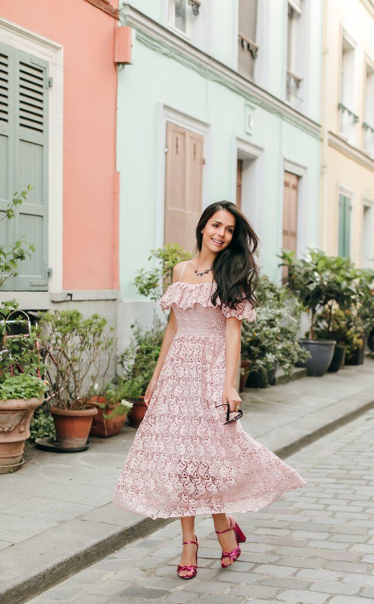 Rue Cremieux Paris- Romantic Dress