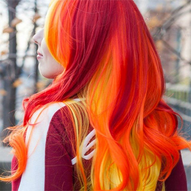 This New Hair Color Trend Has Already Replaced Rainbow Hair