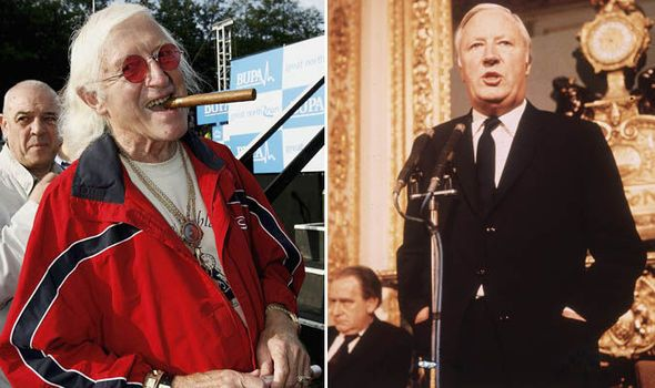 EDWARD HEATH fixed it for Jimmy Savile to receive a top royal honour and attended meetings of the infamous Paedophile Information Exchange (PIE), it was reported today.