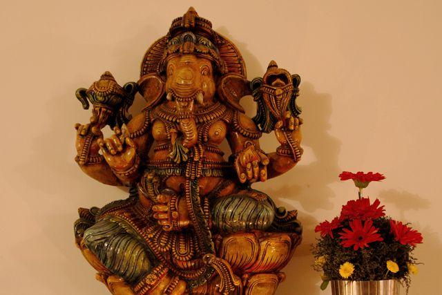1. Delhi - Shanti Home Boutique