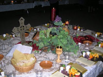 "A Messianic Passover Seder for Families with Young Children Researched, written and compiled by Jennifer Dukes Lee(You may print and use. Feel free to make age-appropriate adjustments.)  We participate in this meal on what is known in Christian tradition as ""Maundy Thursday,"" or the"