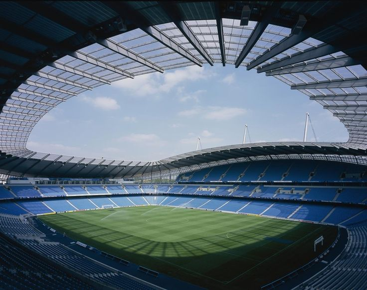 Arup Associates; Commonwealth/City of Manchester Stadium