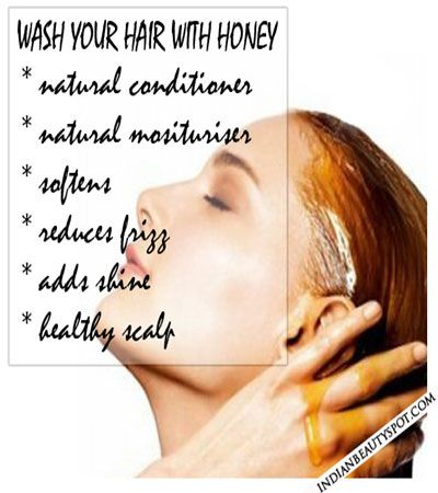 4 Best homemade honey hair treatments - ♥ IndianBeautySpot.Com ♥ Check it out and call Natalie Curry for a hair cut!