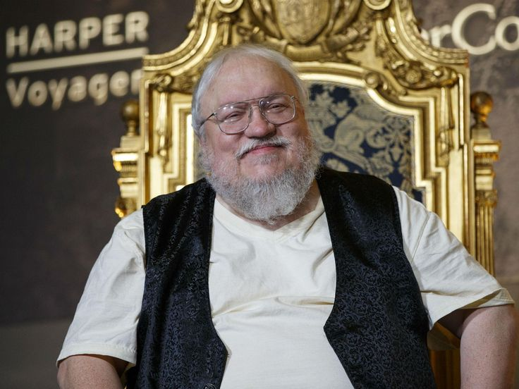 The Winds of Winter release date teased by Game of Thrones author George RR Martin