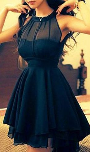 The perfect lbd - little black dress