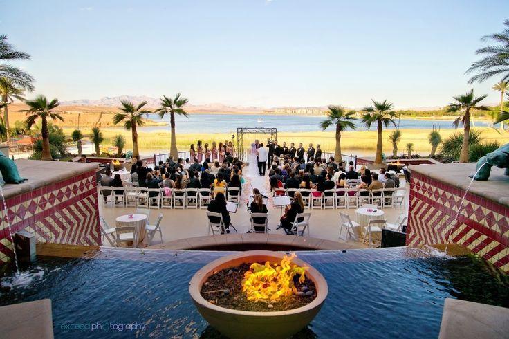 The Westin Lake Las Vegas Vegas wedding venue, Outdoor