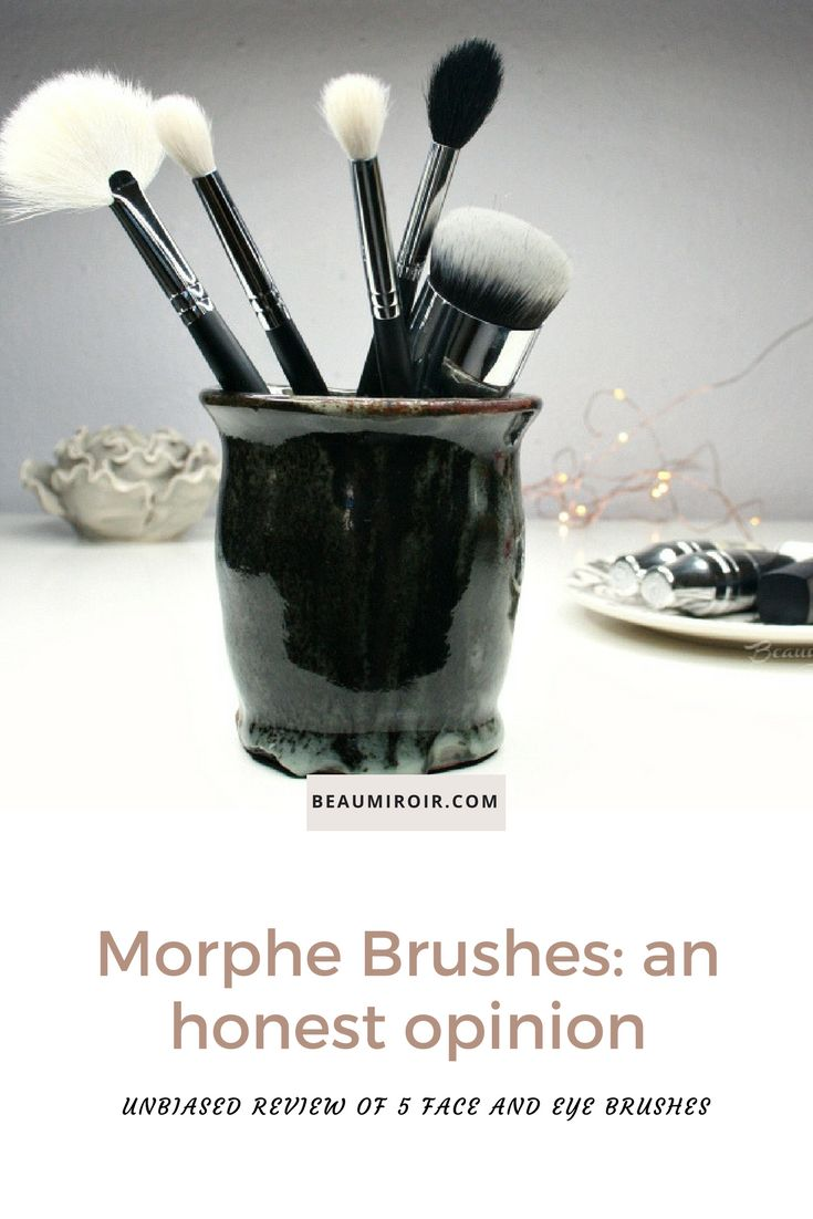 I don't have a discount code, but I have an opinion! Read my thoughts about the very hyped Morphe brushes: are they really such a good value?