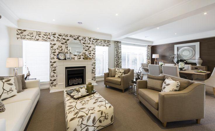 Villa Grande - Simonds Homes #interiordesign #livingroom
