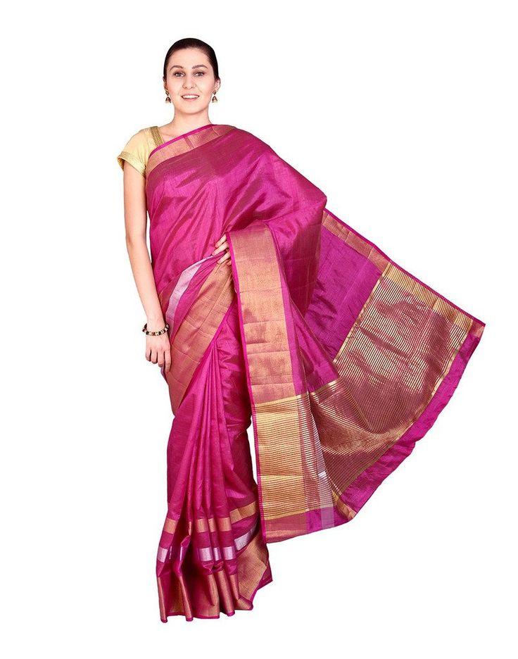 Parchayee Purple Solid Tussar silk Saree: Amazon : Clothing & Accessories  http://www.amazon.in/s/ref=as_li_ss_tl?_encoding=UTF8&camp=3626&creative=24822&field-keywords=Tussar%20Silk%20Sarees&linkCode=ur2&tag=onlishopind05-21&url=search-alias%3Dapparel   #Tussar #Silk #Sarees