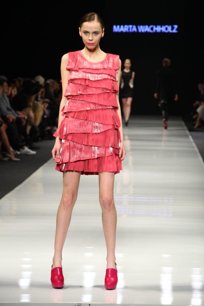 MARTA WACHHOLZ, Fall - Winter 2013 / 2014, Designer Avenue, 8. FashionPhilosophy Fashion Week Poland, fot. Katarzyna Ułańska #wachholz #martawachholz #fashionweek #lodz #poland #fall2013 #winter 013 #fw13 #aw13 #designeravenue #fashioninspirations #trends #fashiondesigners #polishfashiondesigners #fashion #fashionweekpl #fashionweekpoland #fashionphilosophy