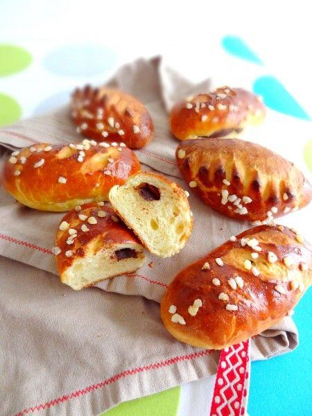 Petits pains au lait (CAP pâtisserie)