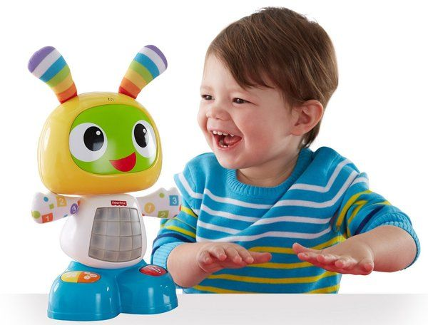 Fisher-Price Bright Beats Dance and Move BeatBot | GIFTYFIFTY