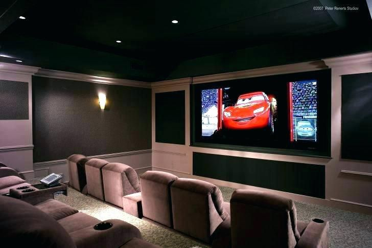Small Home Theater Room Design Ideas Rooms