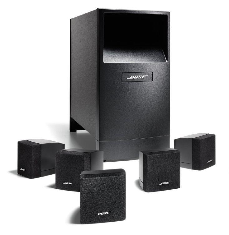 best 25 bose surround sound ideas on pinterest tv stand. Black Bedroom Furniture Sets. Home Design Ideas