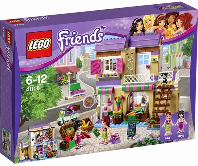Heartlake Times: LEGO Friends Summer 2015 sets
