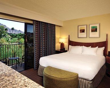 Pointe Hilton Squaw Peak Resort Hotel, Phoenix, AZ - Standard King Suite