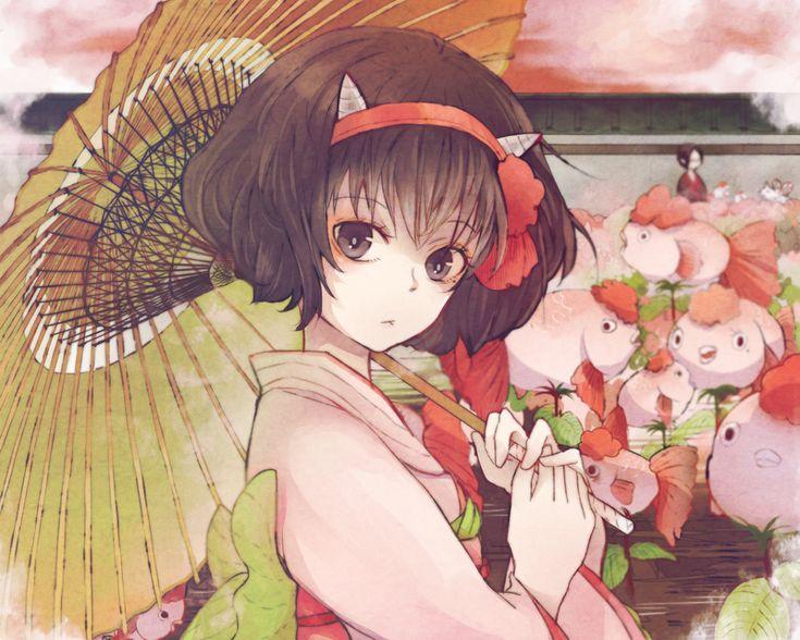 Hozuki no Reitetsu | Hoozuki no Reitetsu - Peach Maki
