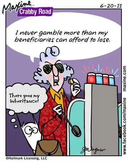 Gambling Sayings Funny
