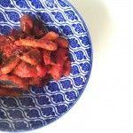 Geroosterde wortelgroenten met boerenkool