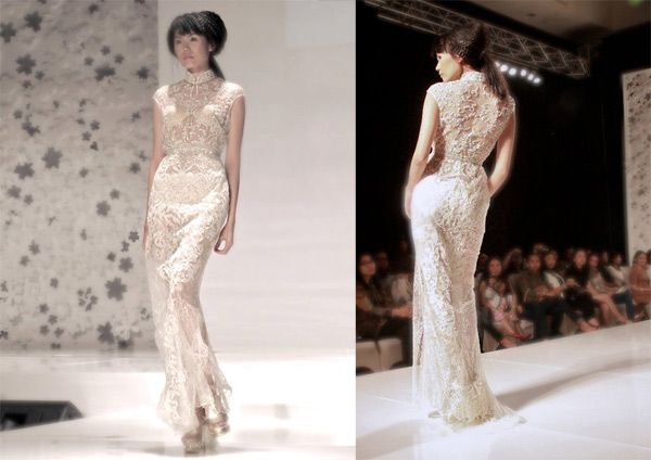 one of Sapto Djojokartiko's gorgeous creations.