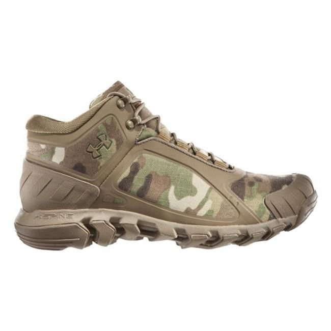 Under Armour Tactical Mid GTX Coyote Brown/Multicam ... MSRP is $169.99