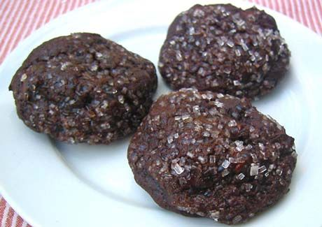 Double chocolate chunk cookies | If Only I Cooked | Pinterest