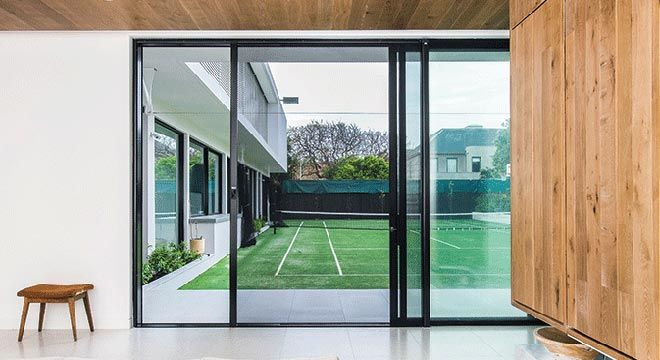 Retractable Fly Screens   Retractable Insect Screens   Freedom Screens