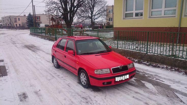 Škoda Felicia 1.9 D GLX