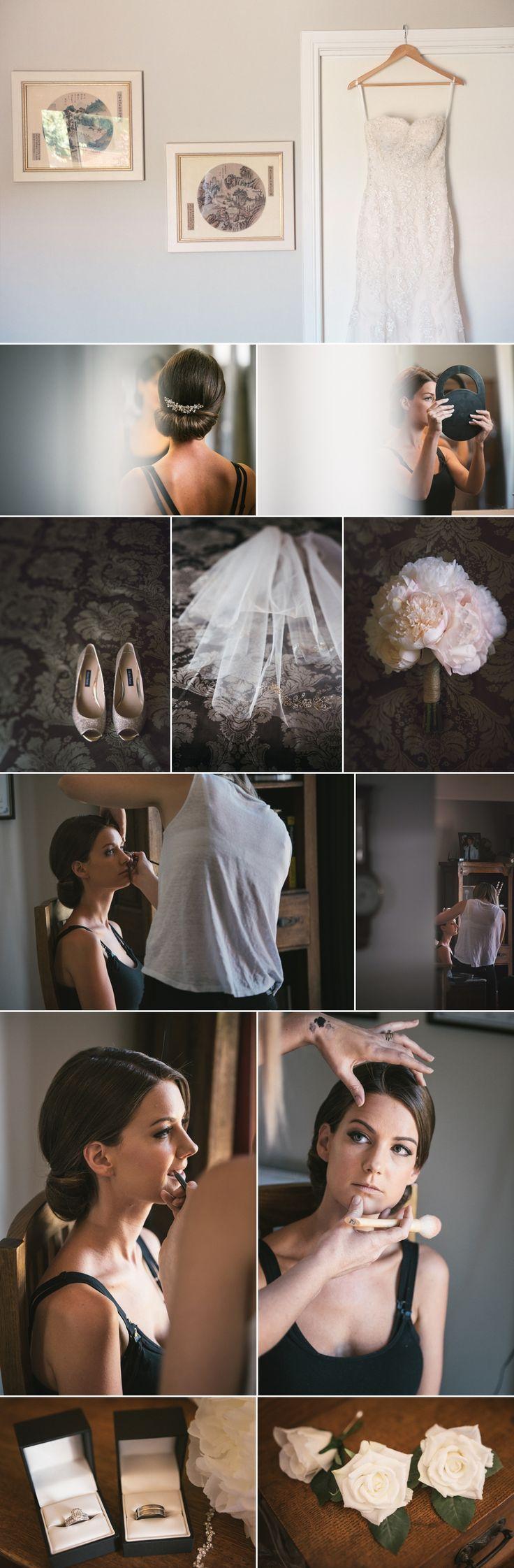 Photographs of Kim's Bendigo wedding Preparations. www.shaunguestphotography.com.au