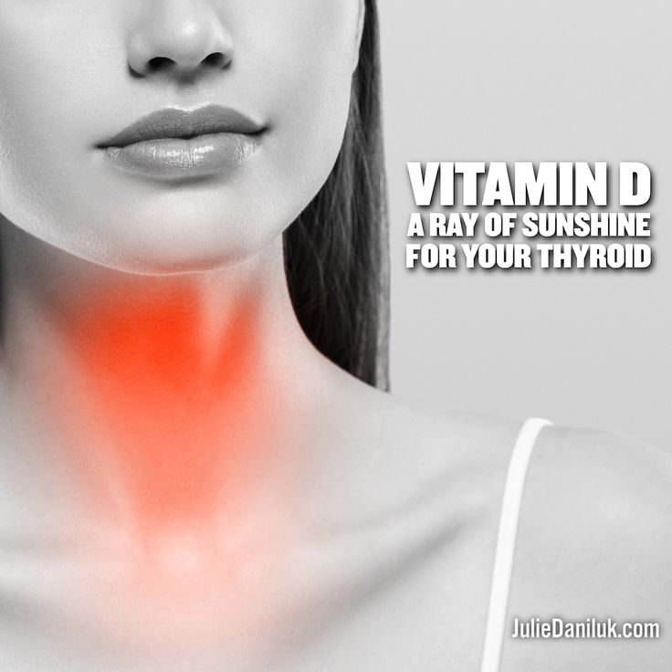 A Ray Of Sunshine For Your Thyroid