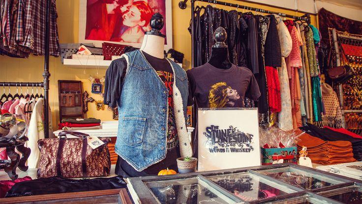 Tiger Blanket Records & Vintage Boutique