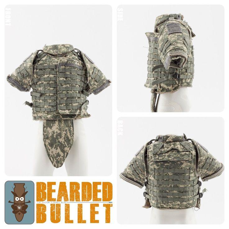 1/6 ACU Interceptor Body Armor / Automatic Rifleman / SOLDIER STORY | Jouets et jeux, Figurines, statues, Autres | eBay!