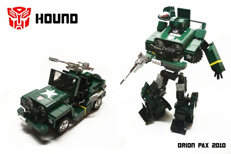 LEGO Transformers | LEGO TRANSFORMERS - lego creations by Orion Pax