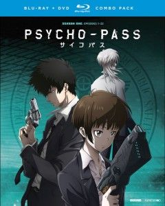 Psycho-Pass: The Movie Blu-ray Anime Review