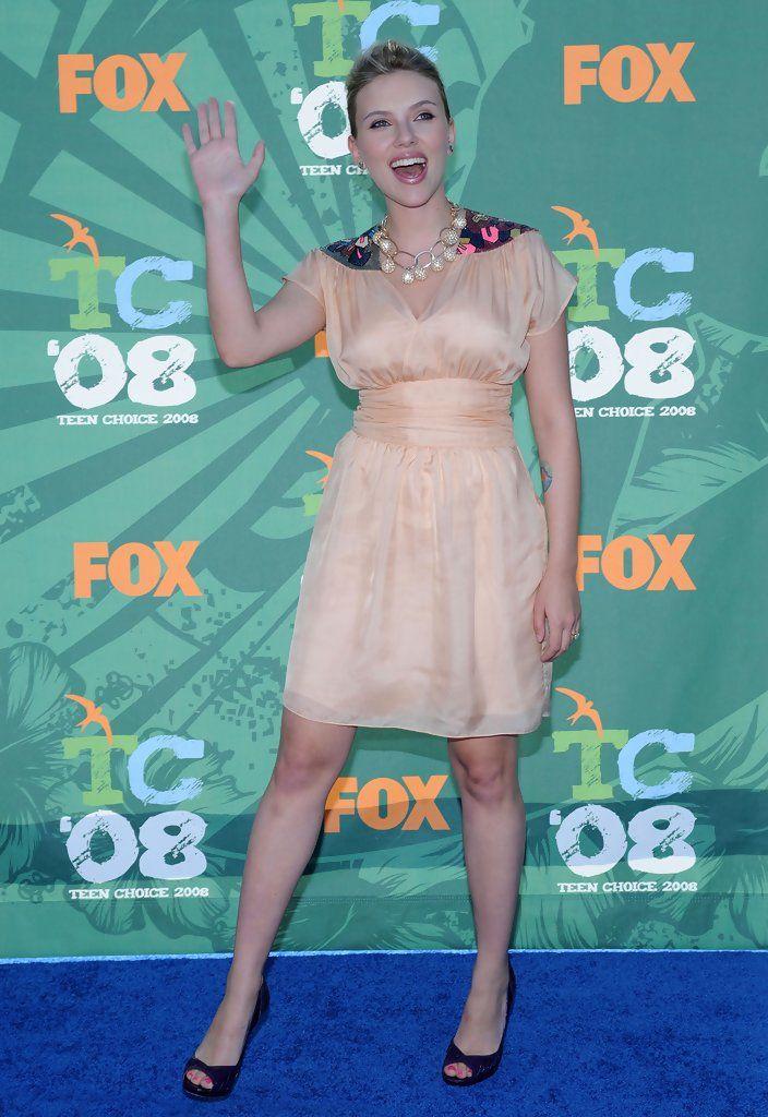 Scarlett Johansson Photos - 2008 Teen Choice Awards.Gibson Amphitheatre, Universal City, CA.August 3, 2008. - 2008 Teen Choice Awards