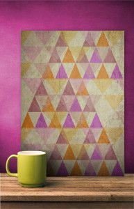 Geometriccollection by Miri Mo | @Displate