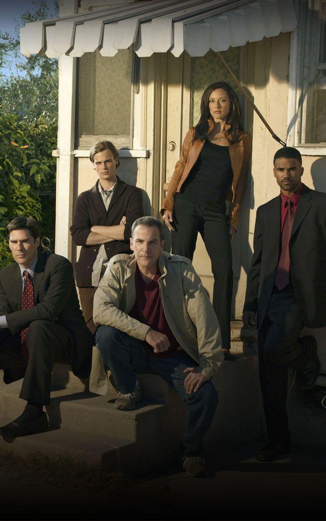 Criminal Minds Season 1