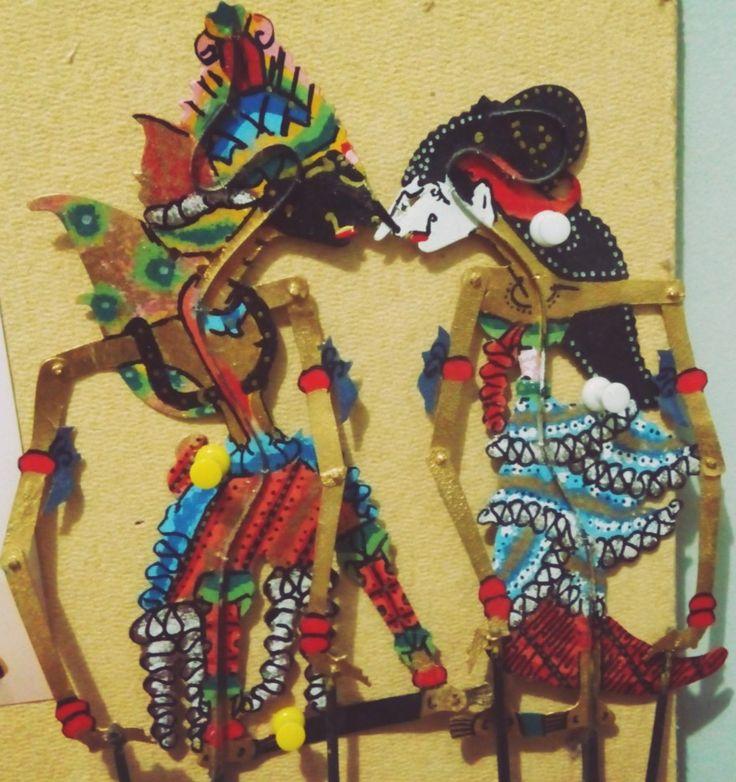 Puppet couple Rama Shinta ❤