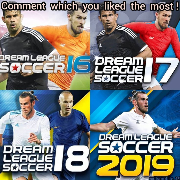 Dream League Soccer 2019 6.13 Baixar para Android APK