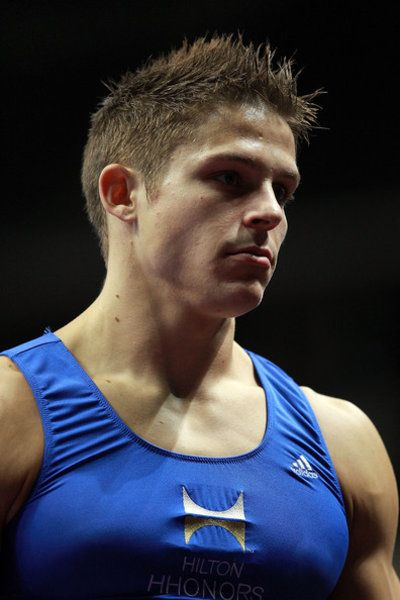Chris Brooks (gymnast)
