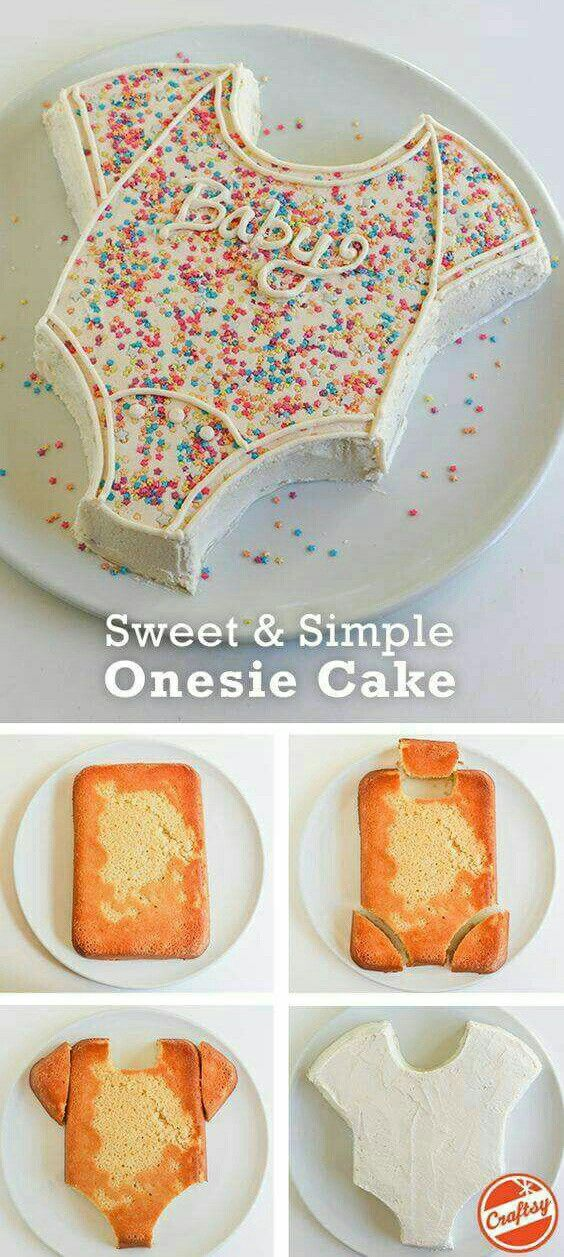 Babies cake