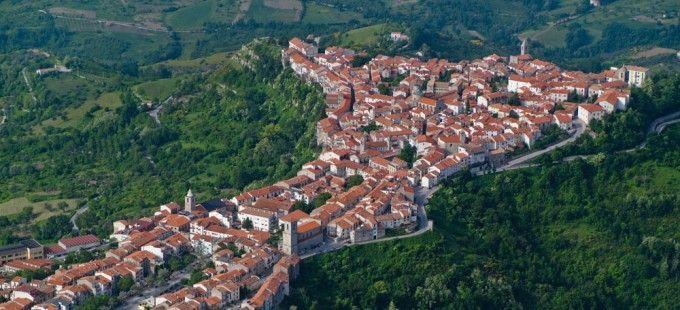 Agnone, Molise, Italy...