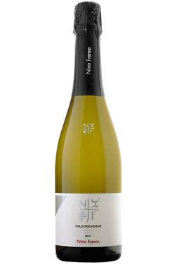 Nino Franco Brut #wine #wineblog #deuxbouteilles #prosecco