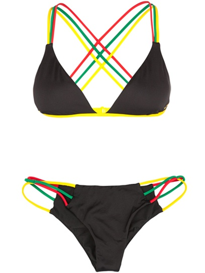 Billabong Triangle Bikini: Ultimate Swimsuit Guide: Style: teenvogue.com Ahh i want to fit this so badly
